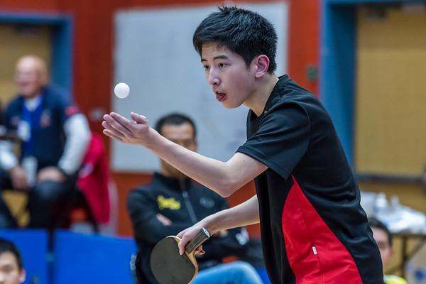 APAC Table Tennis