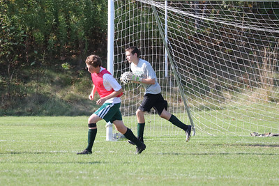JV A Soccer vs SB
