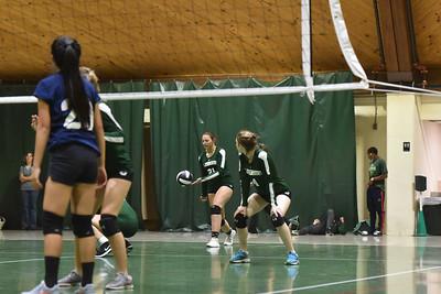 JV Volleyball vs MMU