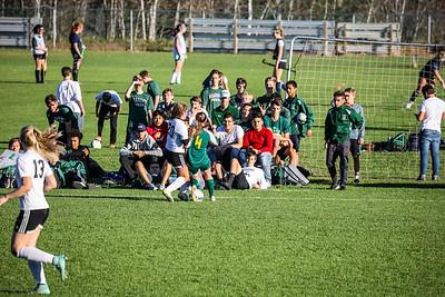 V G Soccer vs BFA