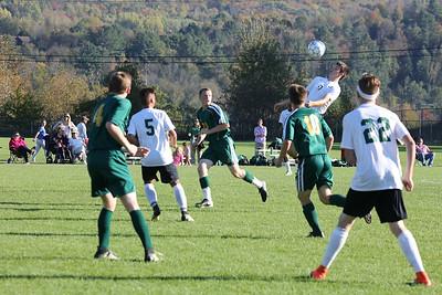 V Soccer vs BFA