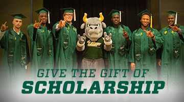 Give the Gift of Scholarship
