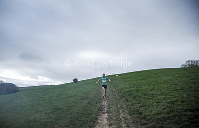 The Stickler - Dorset's 3 Peaks Challenge, Shillingstone, Dorset, ENGLAND, UK