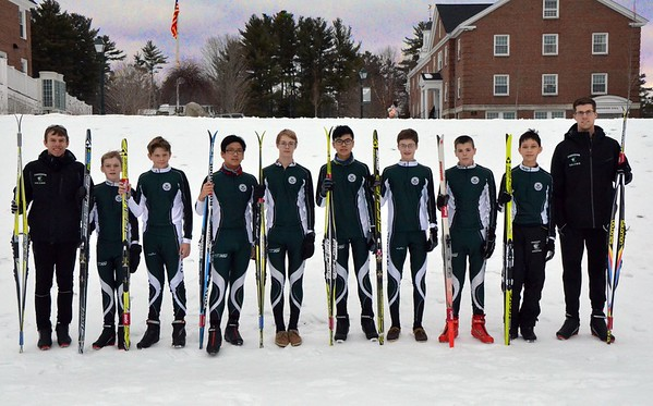Nordic Skiing 2016