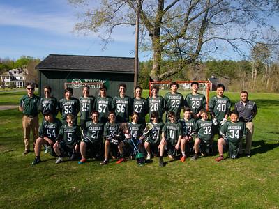 Reserve Lacrosse 2016