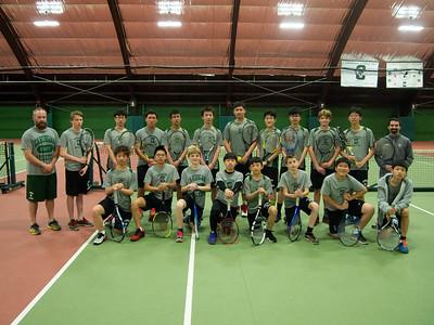 Reserve Tennis Team 2016