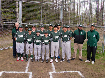 Thirds Baseball Team 2016