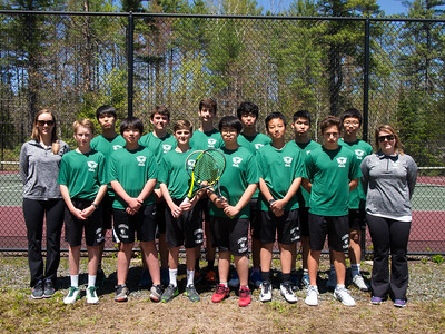 Thirds Tennis Team 2016