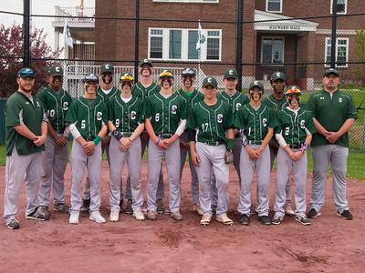 Varsity Baseball Team 2016