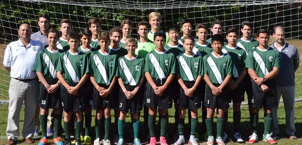 Varsity Soccer 2016