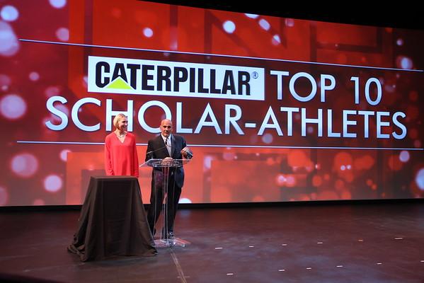Athletics Wolfie Awards 2016