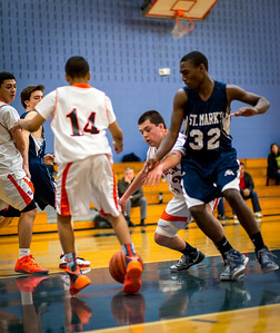 St. Mark's Basketball JV