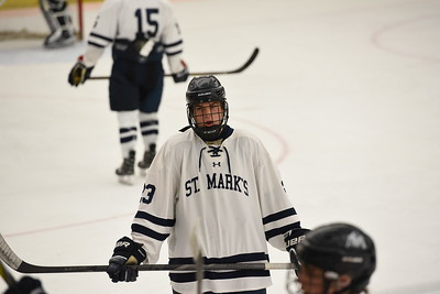 (02/25/17 Groton, MA) St Mark's vs Groton School Day. Varsity Girls and Boys Basketball and Hockey. February 25, 2017 Photo by Faith Ninivaggi.