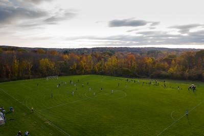Aerial Boys' Soccer