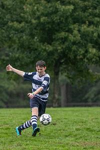 III Boys' Soccer 10.2019