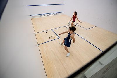 Girl's squash 12.6.19