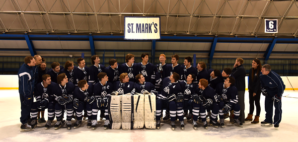 Boys Varsity Hockey - Fun