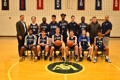 Thirds Boys Basketball