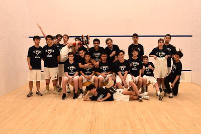 Thirds Boys Squash