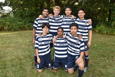 Boys JV Soccer 2019