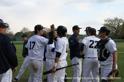 BV Baseball vs Pingree/Cushing