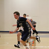 Brendan O'Connell '13 on a fast break away.