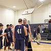 Co-captain Palleschi '12 and Rory Ziomek '13 celebrate after the 1000 points.