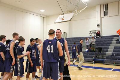 BV Basketball vs Thayer