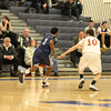 Labaron Sylvester '12 breaks away from Thayer.