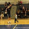 Co-captain Thomas Palleschi '12 plays one-on-one with some faculty children before the game.