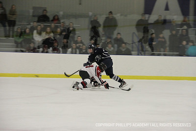 BV Hockey vs Govenor's
