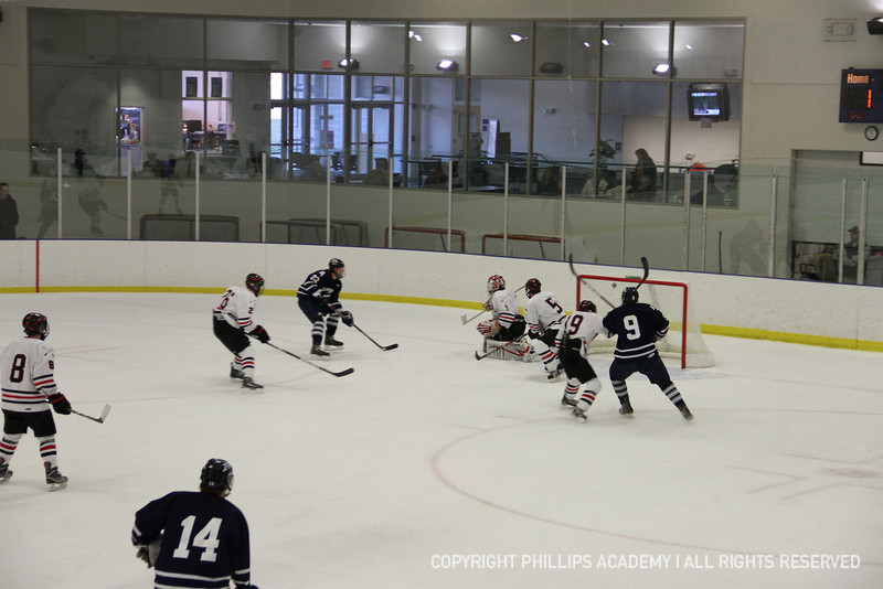 O'Neill '13 scores on St. Seb's!