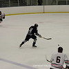 Tim Driscoll '12 finds an open lane down center ice.