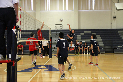 BV Volleyball vs Central Catholic
