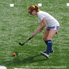 PA Field Hockey work on passing drills during their preseason sessions.