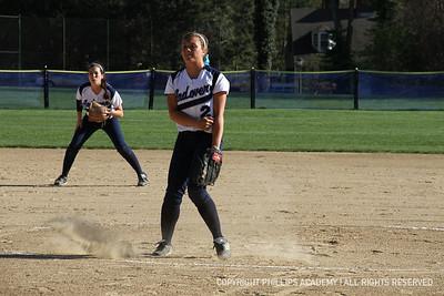 GV Softball vs Cushing
