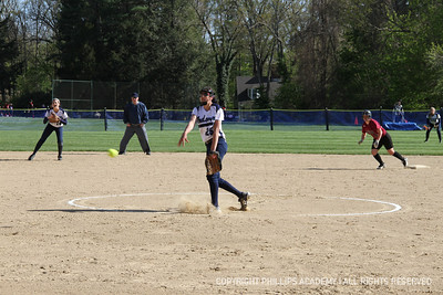 GV Softball vs Tabor