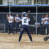 Maloney '13 sets up at the plate before she knocks one out of the park.