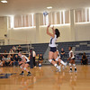Andover sets up the volley.