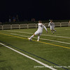 Sam Hewat '12 switches the field with one kick.