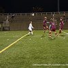 Off an NMH header, Andover gains control of the ball.