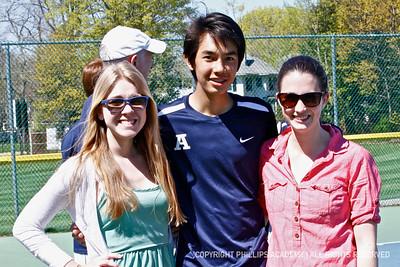Boys Varsity Tennis 5.1.2013.