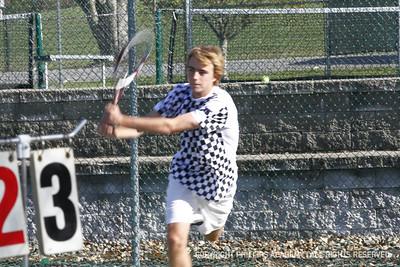Boys Varsity Tennis 5.6.2013.