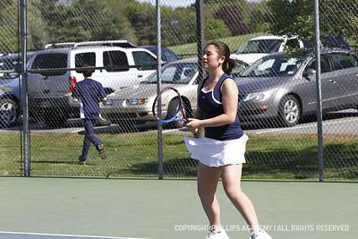 Girls Varsity Tennis Tournament 5.18.2013