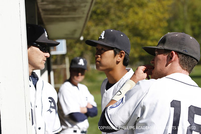 Varsity Baseball 5.3.2013