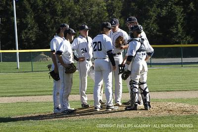 Varsity Baseball 5.4.2013
