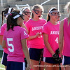 Andover plays in pink 10.17.2012 against Middlesex.