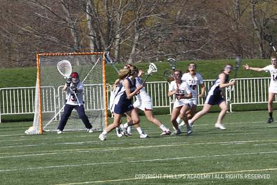 Varsity Girls Lacrosse 4.27.2013