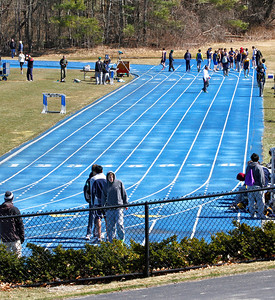 Varsity and JV Track and Field 4.5.13.
