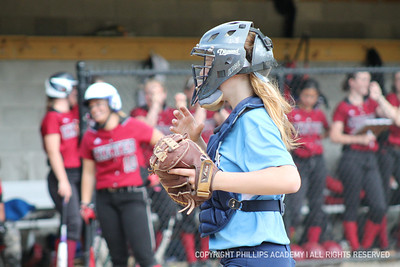Softball vs. Exeter